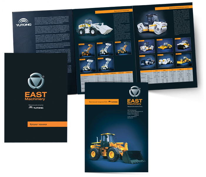 EastMachinery. Каталог